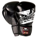 Bad Boy Platinum Leather Training Gloves
